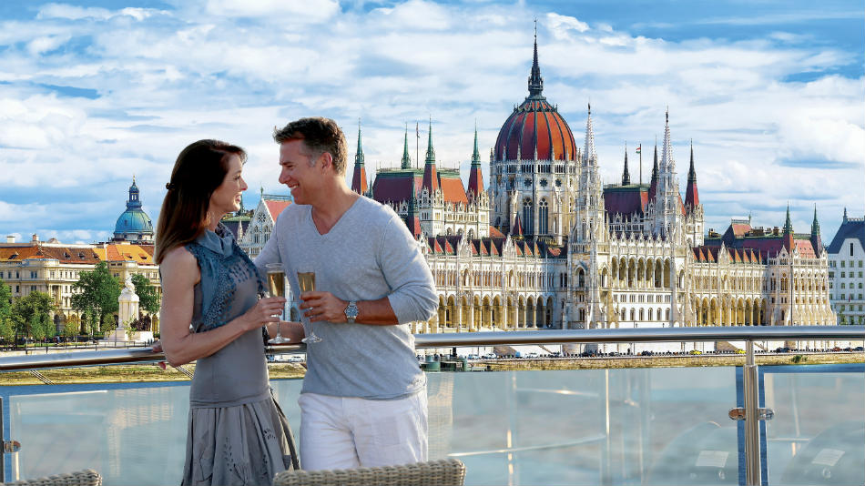 Melodies of the Danube Wine Cruise