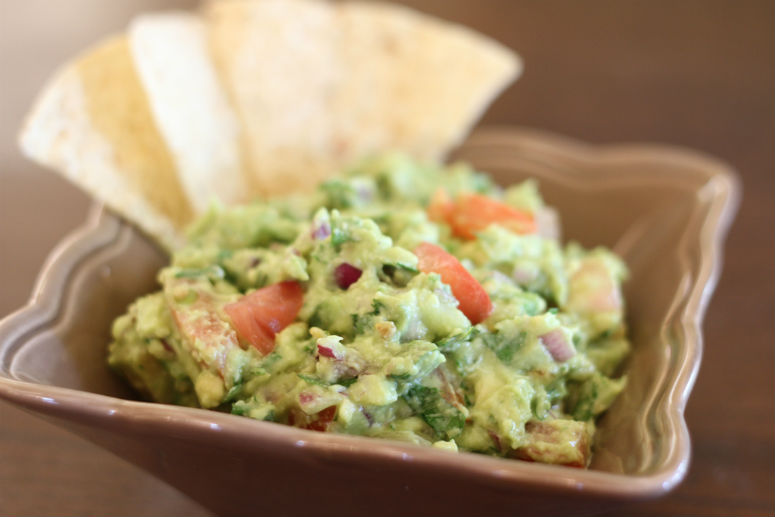 Guacamole Recipe by Ceja Vineyards