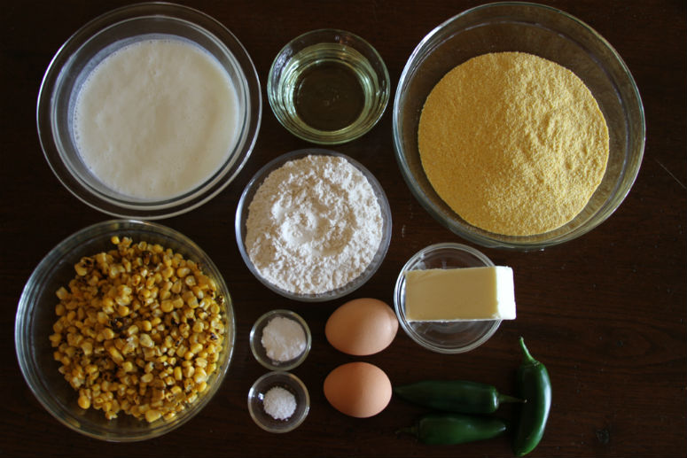 Mexican Cornbread Recipe by Ceja Vineyards